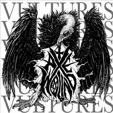 AxeWound - Vultures New CD