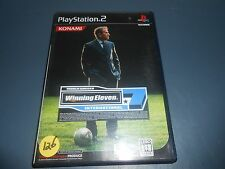 World Soccer Winning Eleven 7 International  ( PS2, 2004) Japan Import US Seller