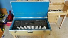 Vintage Korg Delta Synthesizer and Calzone case in Great Condition