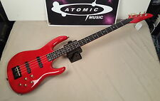 CARVIN LB70 4-String Electric Bass Guitar - RED !!