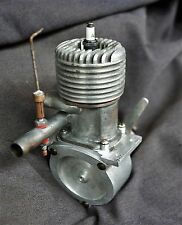 Custom Pre-War 60 Size Racing Ignition Engine Model Airplane Tether Race Car CL