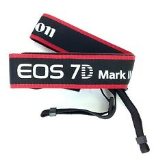Genuine Canon EW-EOS7DMKII Shoulder & Neck Strap for 7D Mark II Camera #Q87