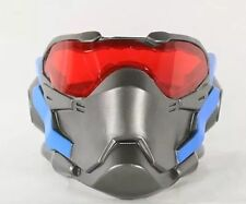 Overwatch OW Soldier 76 Foam Mask Helmet Cosplay Halloween
