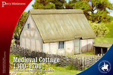 MEDIEVAL COTTAGE 1300 - 1700 - PERRY MINIATURES - 28MM