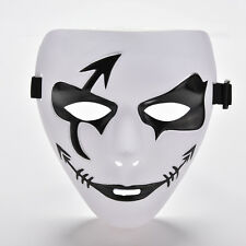 1X Dancer Mask Trot Fancy Cool Creepy Halloween Ghost Costume Theater MasksMW
