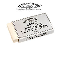 Winsor & Newton Large Kneaded Soft Putty Rubber Eraser