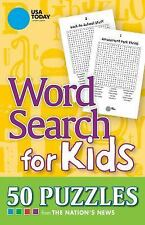 USA Today Puzzles: USA TODAY Word Search for Kids : 50 Puzzles 26 by USA...