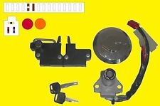 BRAND NEW IGNITION LOCK SET FOR HONDA VT 250 F 7 WIRES