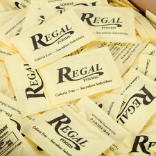 ***GENERIC SPLENDA*** REGAL Yellow Sugar Substitute Packet - 2000/Case