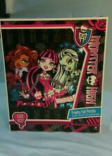 New 100 Piece Monster High Freaky Fab Puzzle. NIB