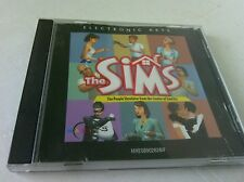 The Sims Disc PC - CD Rom Software Original People Creator Computer Game 2000