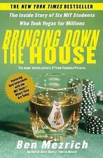 Bringing Down the House by Ben Mezrich paperback book FREE SHIPPING Vegas MIT