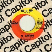 Al Martino - Red is Red - GUARANTEED ORIGINAL - NEW OLD STOCK