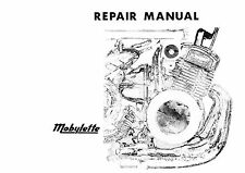 Mobylette AV & AU machines repair manual