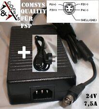 Netzteil TFT LCD TV Targa LT3010 Ersatz FSP180-AAA FSP180-AAAN1 24V 7,5A 4Pin