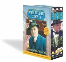 When The Boat Comes In - Series 2 [1976] [DVD] James Bolam, James Garbutt NEW