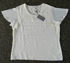 BNWT RRP £69 SIZE 18 WINDSMOOR GORGEOUS TOP LARGE. PRETTY PARTY BLOUSE XMAS GIFT