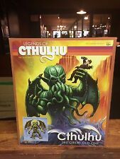 "2015 Warpo Legends of Cthulhu GREAT OLD ONE GIANT 12"" Inch Toy Art Figure MIB"
