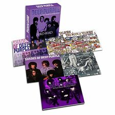 DEEP PURPLE HARD ROAD THE MARK 1 STUDIO RECORDINGS 1968-69 COFANETTO 5 CD NUOVO