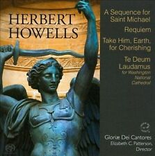 Howells: Sequence, Requiem, New Music