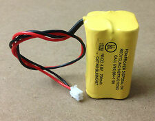 Emergency Light Exit Sign 4.8V 700mAh NiCad Battery
