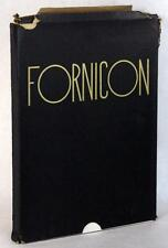 FIRST EDITION 1969 FORNICON TOMI UNGERER SATIRE SEX 61 LITHOGRAPH PLATES