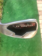 Callaway Diablo Edge Forged 6 iron Stiff Steel