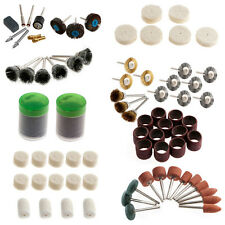 DIY Crafts®145Pcs Rotary Tool Accessory Set Kits For Grinding Sanding Polishingf