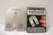China Glaze MAGNETIX NAIL POLISH 3D EFFECT  MAGNET TO ACTIVATE POLISH