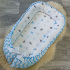 Baby double-sided Nest for newborn co sleeper sleep bed cot, baby pod, stars