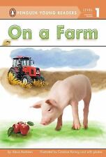 On a Farm (Penguin Young Readers, L1)