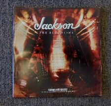 "JACKSON GUITAR 2008 CATALOG BOOK "" THE BLOODLINE "" 49 PAGES! SOLOIST + KING V"