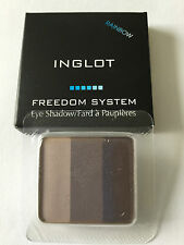 INGLOT Freedom System EyeShadow RAINBOW Matte *117* - Refill NEW in Box GENUINE