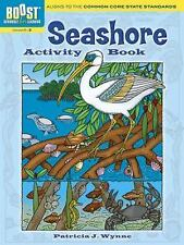Seashore Activity Book (Dover Children's Activity Books)