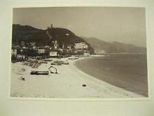 Anonimo, Riviera di Ponente. Noli. Tre fotografie