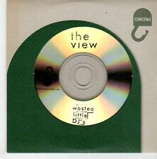 (EM80) The View, Wasted Little DJ's - DJ CD