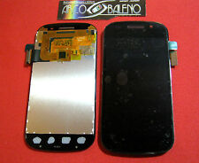 DISPLAY LCD +TOUCH SCREEN per SAMSUNG GOOGLE NEXUS S GT i9023 Vetro Vetrino Lcd