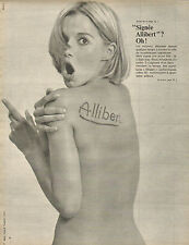 Publicité Advertising 1966  Allibert ...