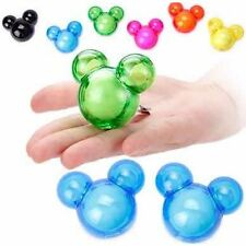 4PCS Lovely Mickey Mouse Air Freshener Perfume Diffuser for Auto Car Fragrance