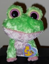 "Ty Beanie Boos ~ KIWI the 6"" Frog ~ MINT with MINT TAGS ~ 2009 Release ~ RETIRED"