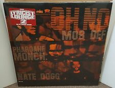 "MOS DEF, NATE DOGG & PHAROAHE MONCH / OH NO 12"" OG US 2000 SEALED RAWKUS HIP HOP"