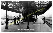 Mill Hill Railway Station Photo. Blackburn to Pleasington and Feniscowles Lines