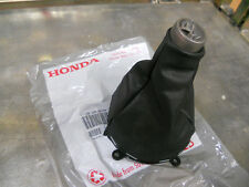 06 07 08 09 10 11 GENUINE HONDA CIVIC BLACK STICHED SHIFT BOOT NEW