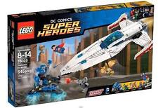 LEGO SET 76028 DC COMICS HEROES SUPERMAN DARKSEID INVASION BRAND NEW SEALED BOX