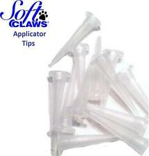 25 Applicator Tips Nozzles for Soft Claws Nail Caps Cat Dog Adhesive Glue Tubes
