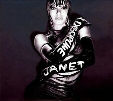 Discipline [CD/DVD] [Limited] by Janet Jackson (CD, Feb-2008, 2 Discs, Island...