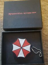 New Boxed Official Resident Evil Retribution Umbrella 4GB USB Drive Memory Stick