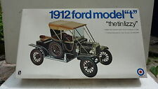 MAQUETTE PLASTIQUE ANCIENNE ENTEX ECH 1/16 1912 FORD MODEL TTHE TIN LIZZY