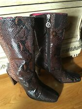 Donald J Pliner Ladies Boots Made In Spain