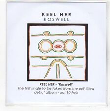 (FO15) Keel Her, Roswell - 2013 DJ CD
